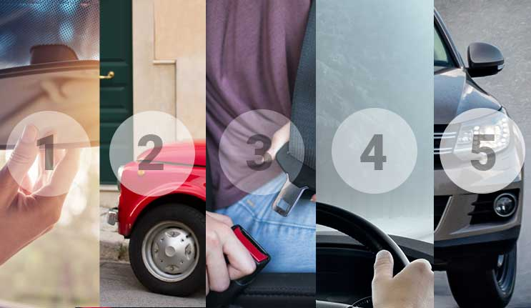5 Things All Drivers Need to Remember