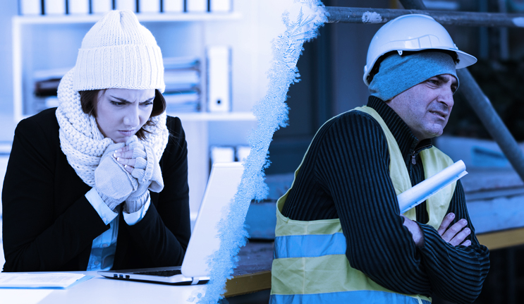 How to Combat Cold Stress