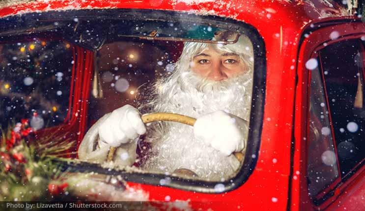 Avoid Drowsy Driving this Holiday Season