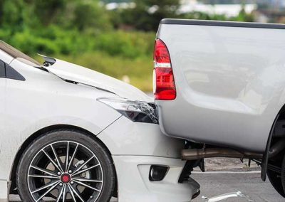 Rear-End Collisions – Small Vehicles