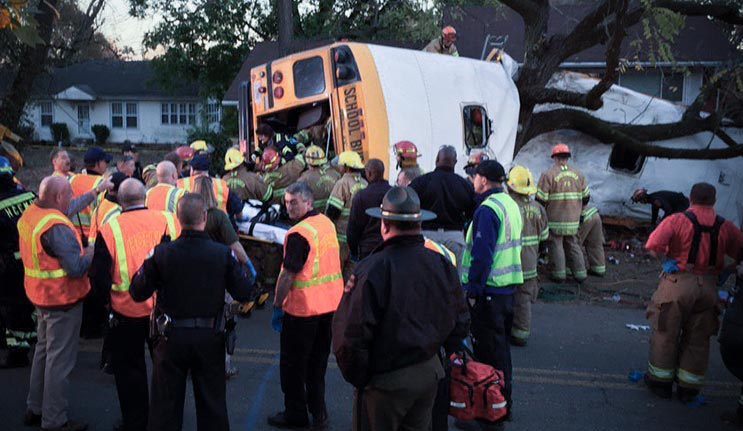 Driving Safely Around School Buses