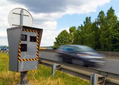 Speeding Awareness – Small Vehicles